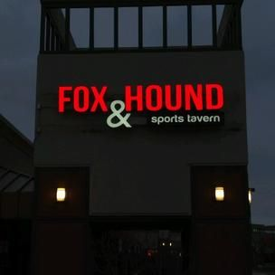 """Photo taken at Fox and Hound by Jeremy """"Sex Panther"""" on 3/17/2013"""