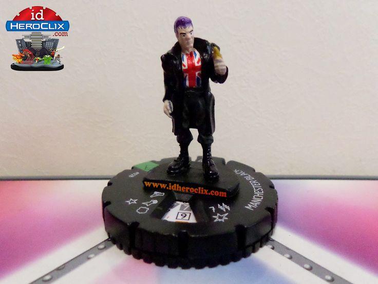 Manchester Black #028 Superman DC Heroclix Singles | idheroclix