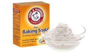 PP's Moon Jewelry: Baking soda als hulpmiddel