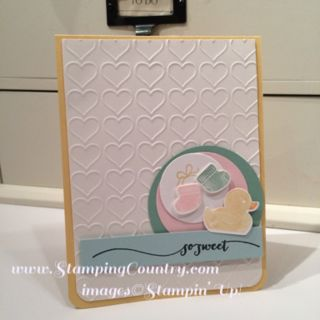 Something For Baby & Bonus Deals Start Tomorrow - Stamping Country