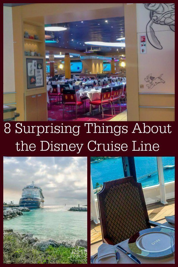 8 surprising things about the disney cruise line cruises for Worst fish extender gifts