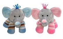 Snuffles Elephant | http://www.flyingflowers.co.nz/snuffles-elephant