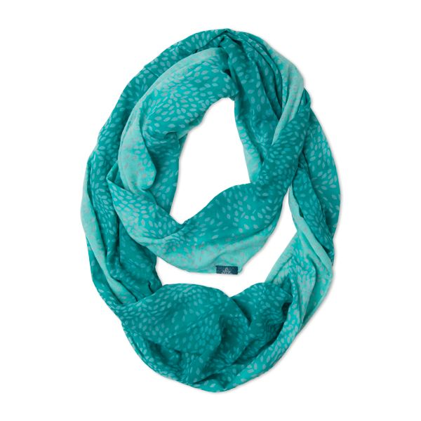 Summer Scarves from Prana - great for adding character to an outfit without adding weight and warmth
