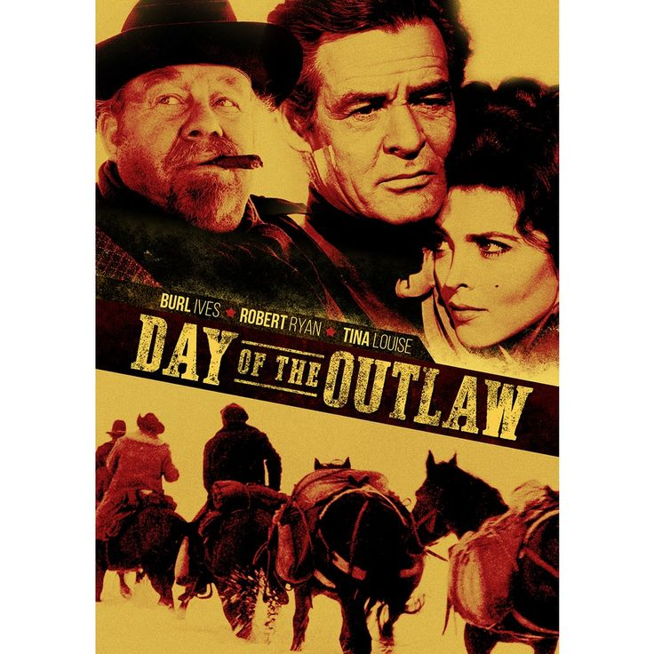 Day of the Outlaw, Movies