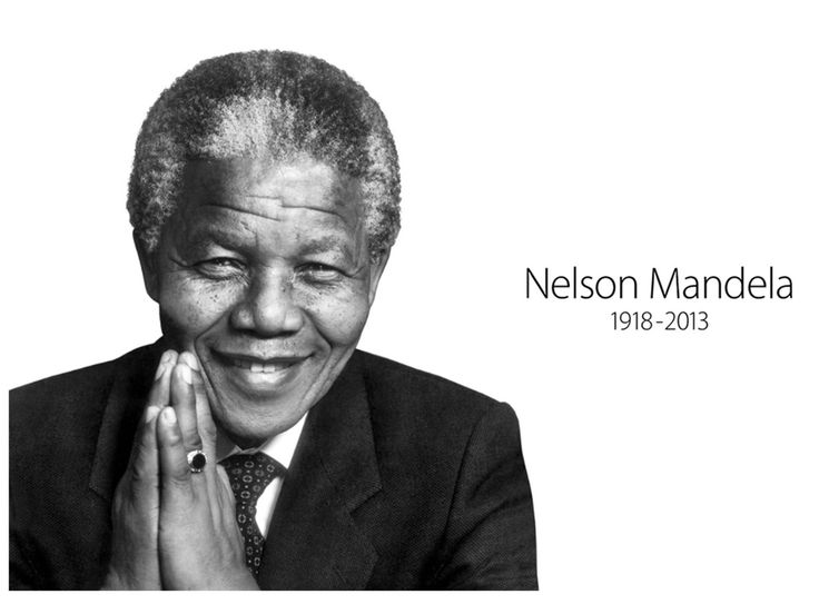 """If you want to make peace with your enemy, you have to work w/your enemy. Then he becomes your partner."" Nelson Mandela   We honour the memory & are inspired by the deeds of a great man on his birthday #NelsonMandelaDay"