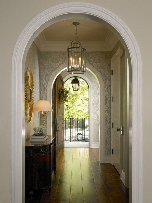 Traditional Wallpaper For Foyers : Ideas about foyer wallpaper on pinterest foyers