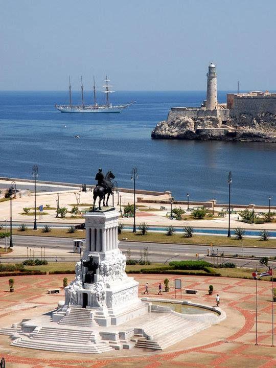 Havana Harbor I ♥ Historic Havana, Cuba http://netssa.com/havana.html