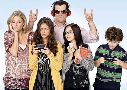 Modern Family.  The characters are so good that it's hard to really pick a favorite.