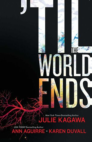 """HERE IS THE FULL REVIEW LINK - http://le-grande-codex.blogspot.in/2013/02/till-world-ends.html    """"Myriad, paranormal and a dystopic future brought by three great authors....Kagawa, Aguirre and Duvall, 'Till the World Ends will transport you to the end of the world as seen by these brilliant minds"""""""