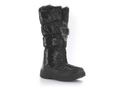 Rucanor – Paula – Dames Winterlaarzen - De dames #winterlaarzen van #Rucanor zijn stevig en lekker warm. De laarzen hebben op de voorkant een lange ritssluiting voor een makkelijke instap. Tevens zijn de winterlaarzen voorzien van een stevige rubberen buitenzool met profiel voor extra grip. #snowboot #snowboots #winterlaars #winterschoen #winterschoenen