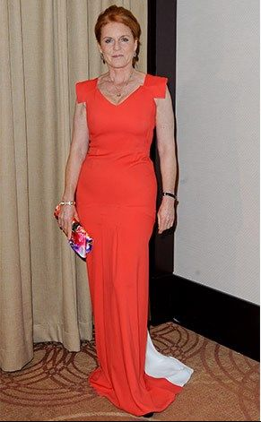 The Duchess of York attends The Scarborough World Gala Lifetime Achievement Award Ceremony at Sheraton Centre Toronto Hotel on May 10, 2014 in Toronto, Canada.