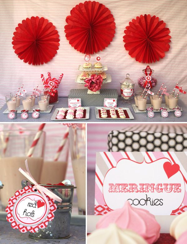 Valentine Table Decoration Ideas 12 photos Find This Pin And More On Valentine Decorations