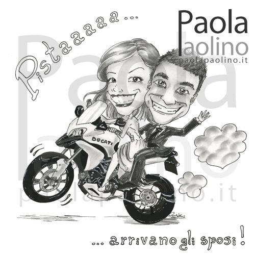 abbastanza Oltre 25 fantastiche idee su Illustrazione matrimonio su Pinterest  MA17