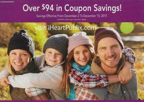 Publix Health & Beauty Advantage Buy Flyer 12/2 to 12/15