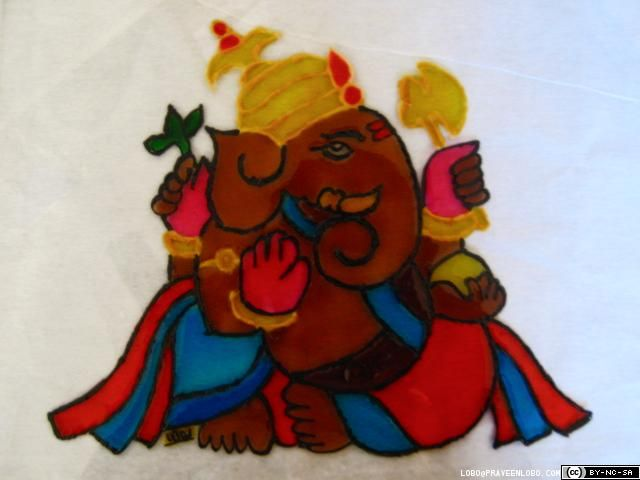 Lord Ganesha Drawings Simple | Drawing and Coloring for Kids