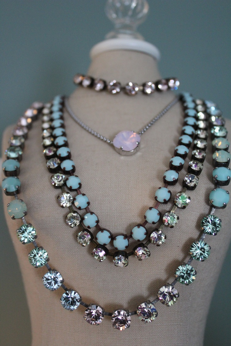Sabika look necklace - Sabika Shades From Spring12 Classic Pink How Sweet Spring 13 Supernatural Fall 13