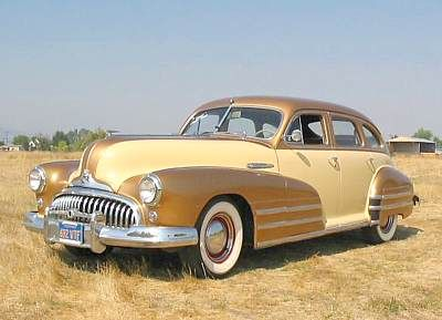 1947 Buick Special