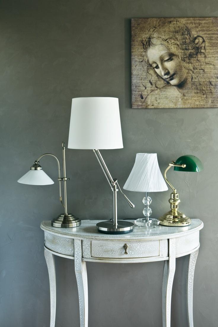 Lampade in salotto