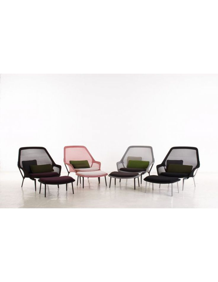 Vitra slow Chair fauteuils