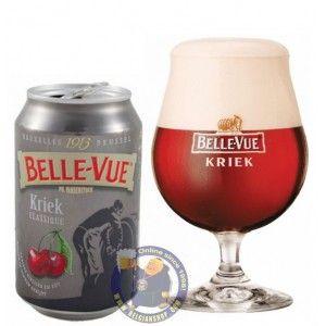 Belle Vue Kriek Classique | Brasserie Belle-Vue