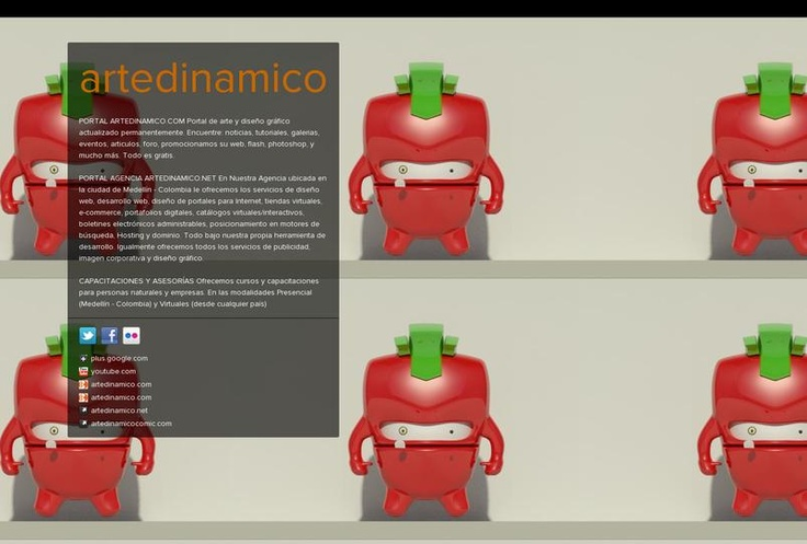 artedinamico's page on about.me – http://about.me/artedinamico