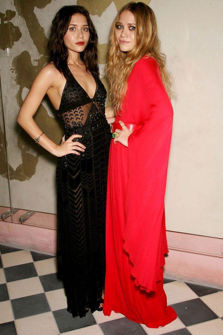 Mary-Kate et Ashley Olsen pour Teen Vogue en 2006
