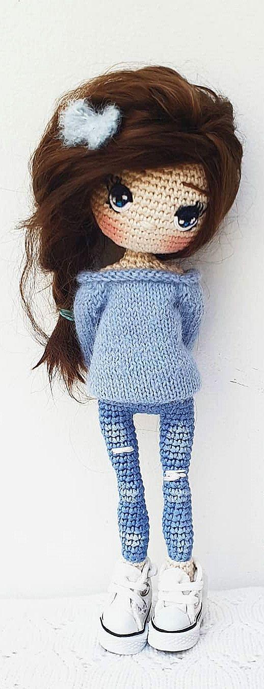 27 Taking Attention Amigurumi Doll Pattern Ideas. Crochet Girl Toy. Web Page 1 of 27