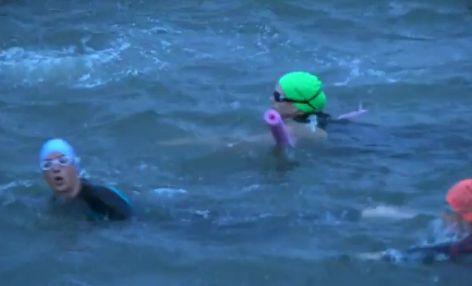Swim: NYC Triathlon Deaths - Some Advice on Safe Starts