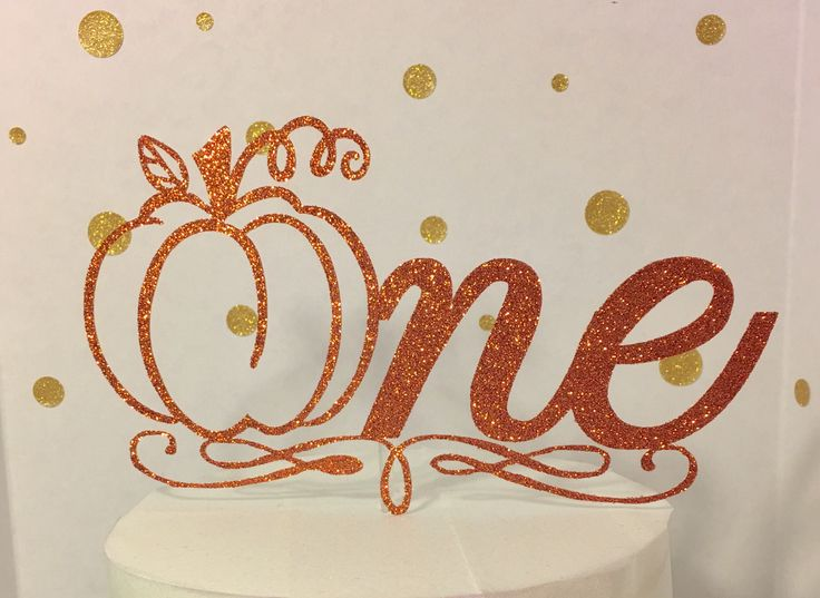 A personal favorite from my Etsy shop https://www.etsy.com/listing/564088281/babys-first-birthday-cake-topper-happy