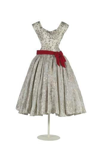 Balenciaga cocktail dress circa 1965