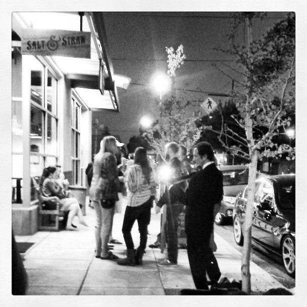 @saltandstraw in Portland artisan ice cream, delicious. Photo by ebrasier