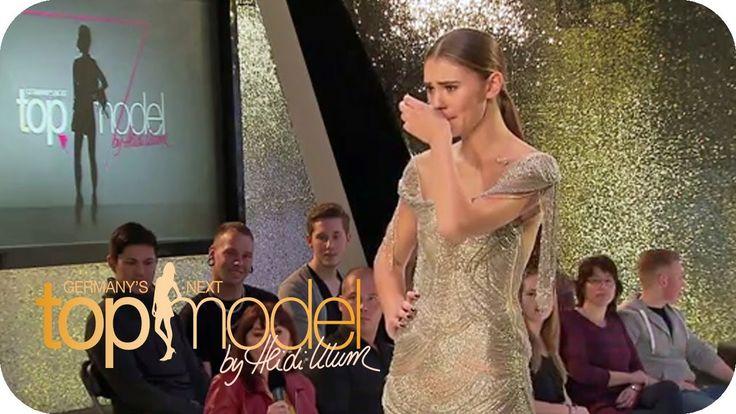Steffi ist zu Tränen gerührt | Germany's next Topmodel 2014 | ProSieben