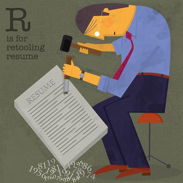 From the Unemployment Alphabet