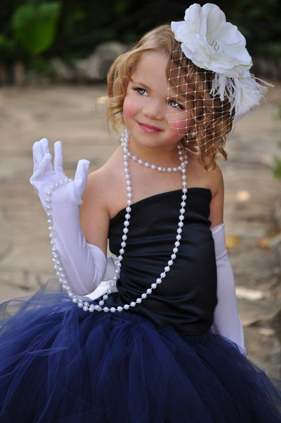 Girls Dress-Flower Girl Tutu with Detachable by BellaBeanCouture