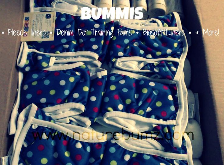 #Bummis NEW #DenimDot #PottyTraining  #NatureBumz