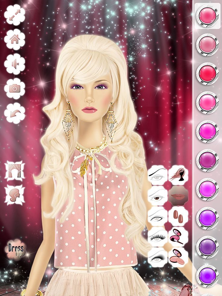 Free Barbie Makeup & Dress Up Games for your smartphone or