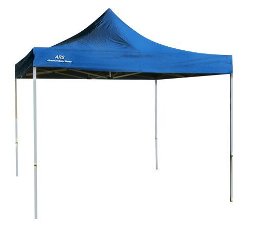 ARS 10-Foot x 10-Foot Aluminum Shelter (Blue) | Best Buy  sc 1 st  Pinterest & 15 best Best Canopy Tents images on Pinterest | Canopies Shade ...