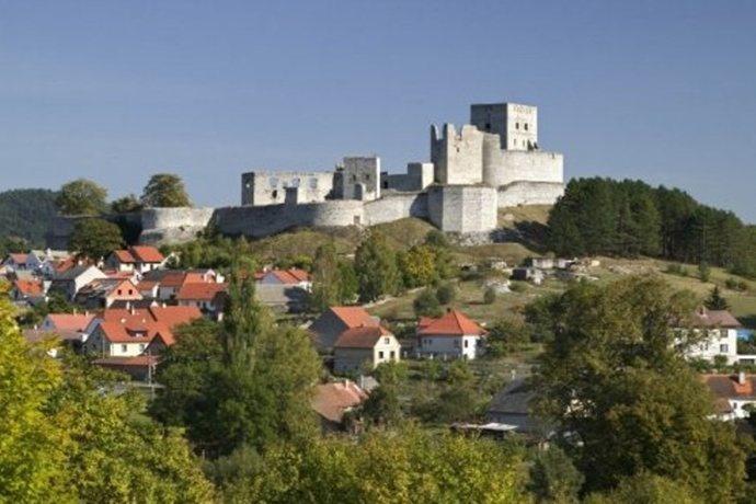 Castle Rabi, Šumava.