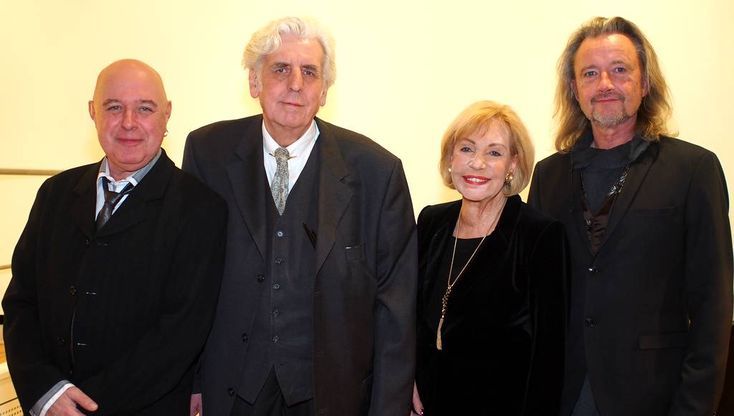 Begeisternde Uraufführung der Hamburg Sinfonie mit Dagmar Berghoff