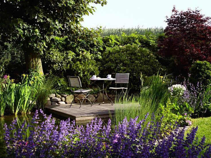 secret garden on a platform (solution for non-workable soil?)