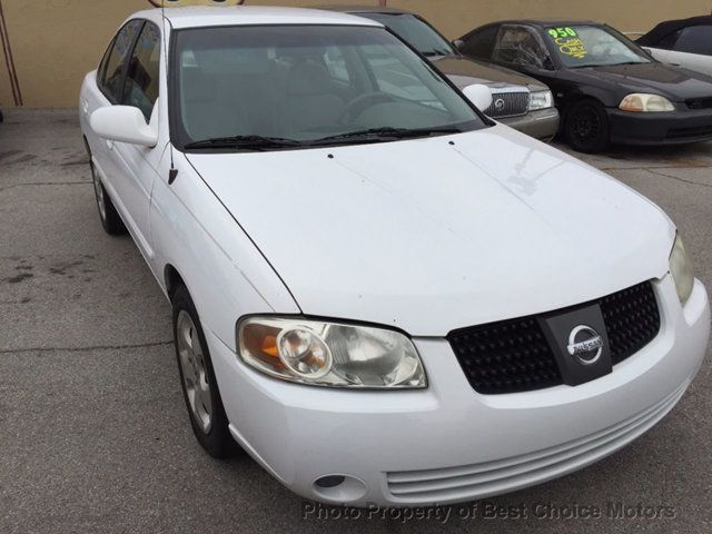 2005 Used Nissan Sentra 4dr Sedan I4 Automatic 1.8 S ULEV at Best Choice Motors Serving Tulsa, OK, IID 14312592
