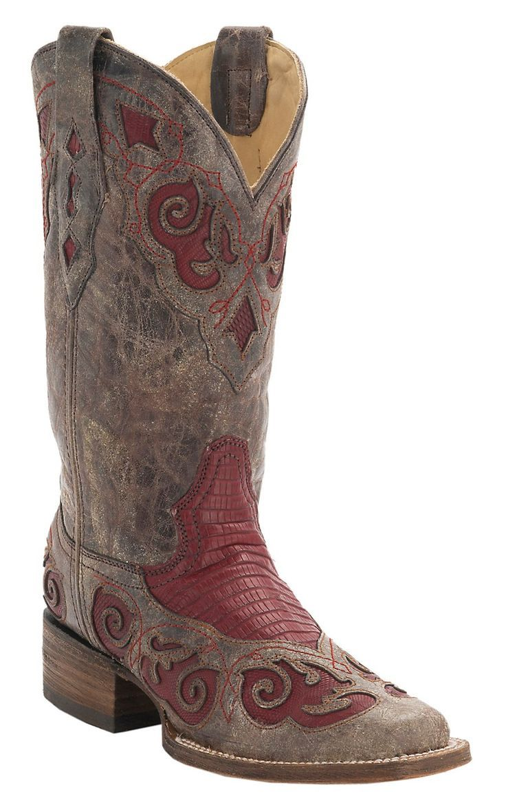 Corral® Rodeo Collection™ Women's Distressed ...