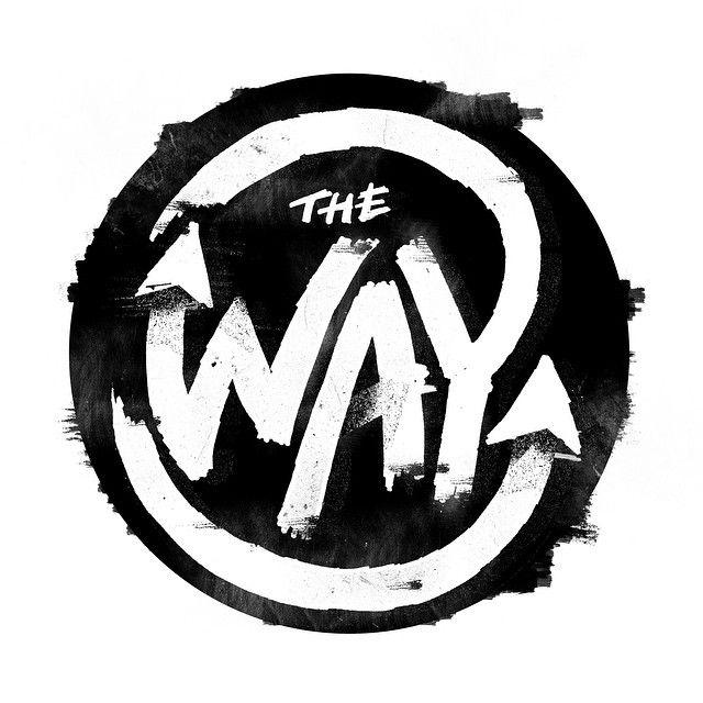 The Way Grunge Logo