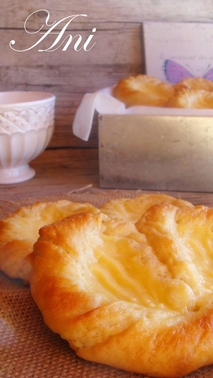 La Cocina de Ani: Lazos de crema paso a paso