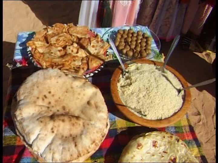 People / Camel / Tuareg / Algeria | SD Stock Video 685-841-321 ...