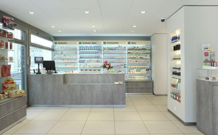 umdasch shopfitting apotheken pharmacy retail design pinterest