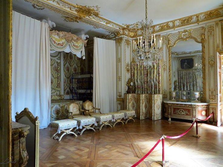 Les 1331 meilleures images propos de versailles sur for Chambre louis xvi versailles