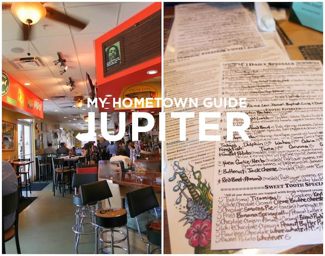 Jupiter, Florida native, Dianna Muscari shares the ins and outs of dining in her