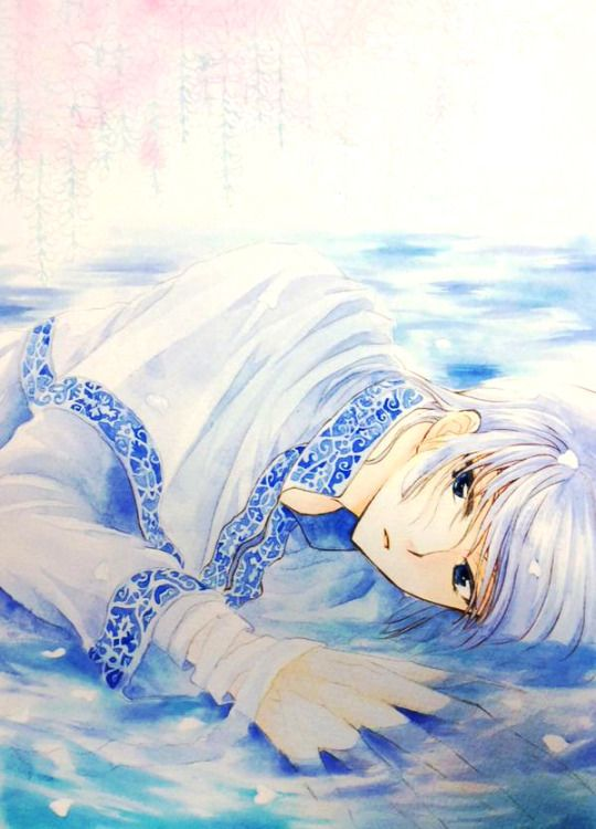 Kija from akatsuki no Yona/Yona of the dawn