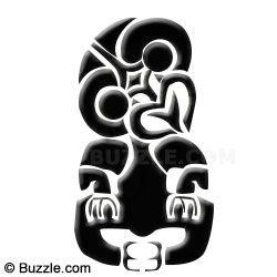 Maori Symbols good luck
